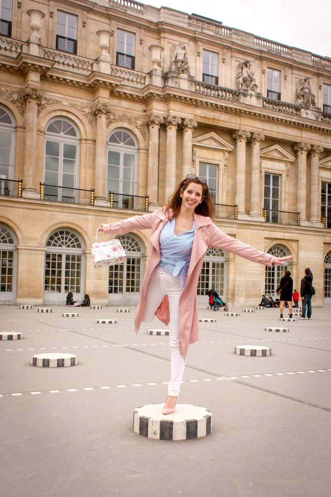 A weekend in Paris - Palais Royale