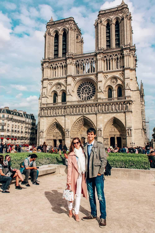 5 Romantic Getaway Destinations for Valentine's Day - Paris