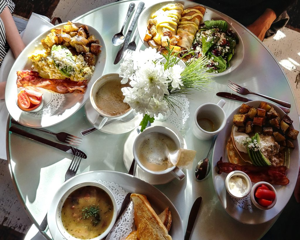 Brunch in Fort Langley, Canada 18