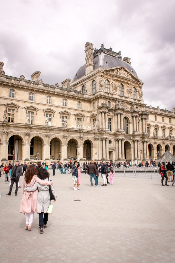 A weekend in Paris - exploring the Louvre