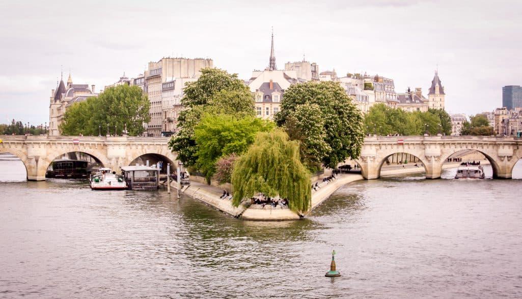 A weekend in Paris - Ile de la cite