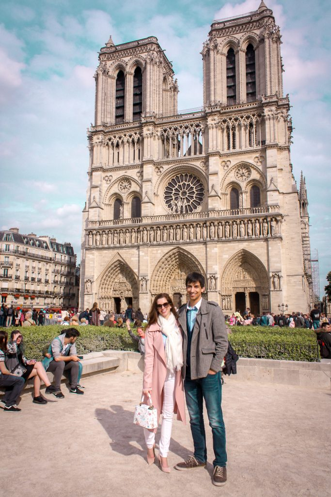 A weekend in Paris - Notre-Dame Cathedral