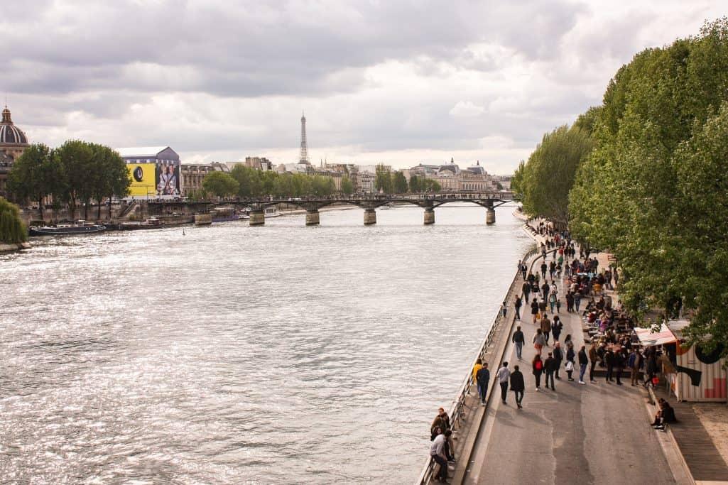 A weekend in Paris - Eiffel tower
