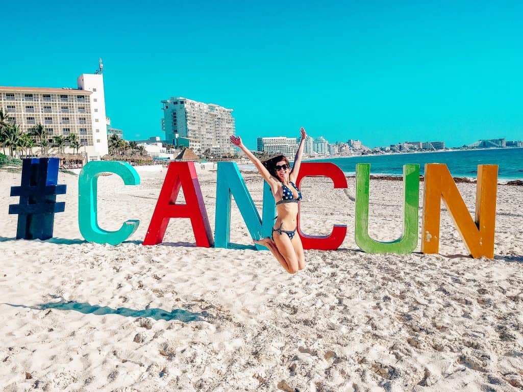 A Mini Vacation in Cancun