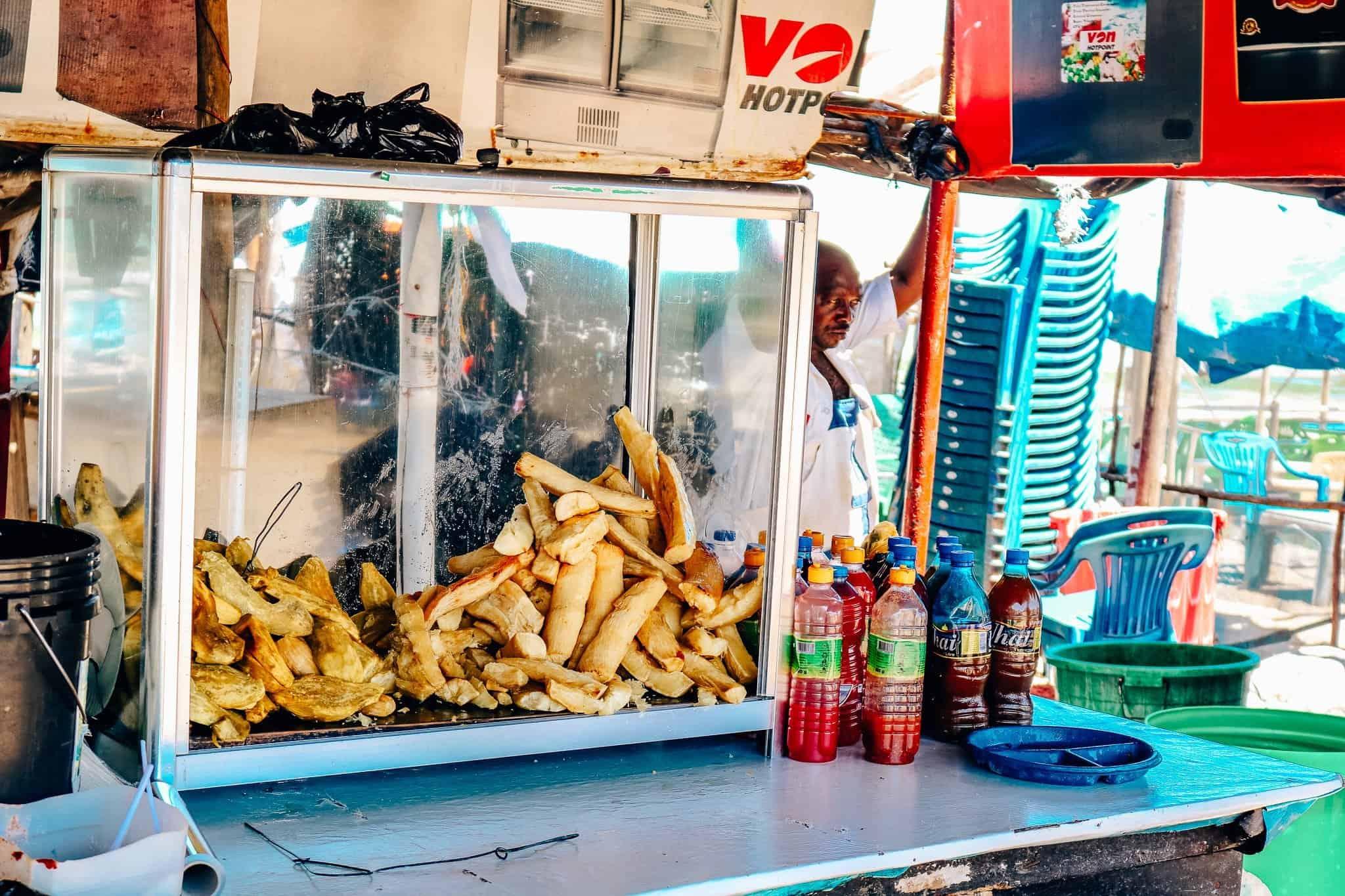 One Day Taste of Dar es Salaam, Tanzania