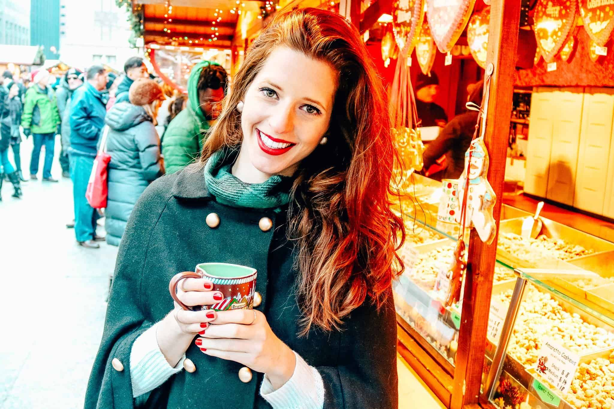 Christkindlmarket Chicago - Favourite Christmas Activities in Chicago with Chicwish