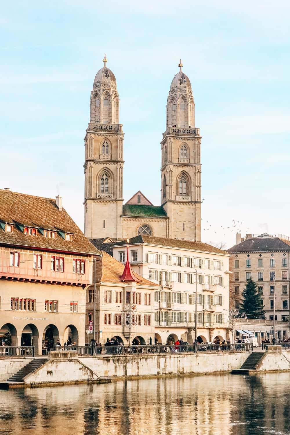A Day in Zurich, Switzerland