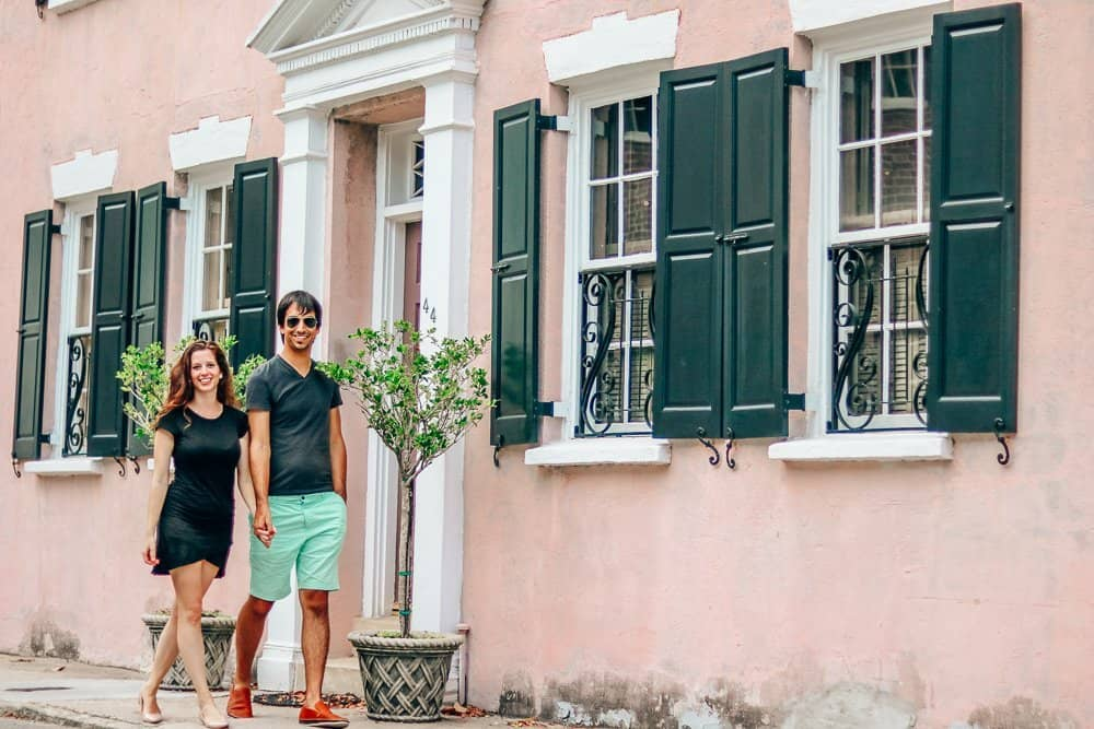 5 Romantic Getaway Destinations for Valentine's Day - Charleston