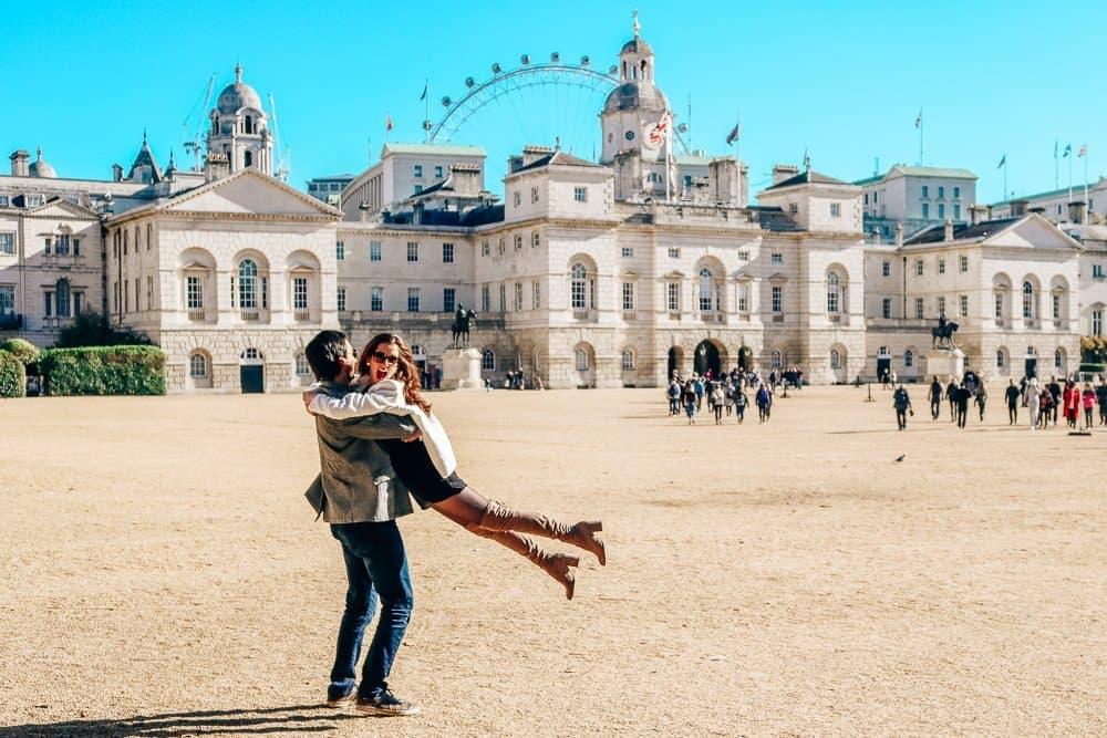 5 Romantic Getaway Destinations for Valentine's Day - London