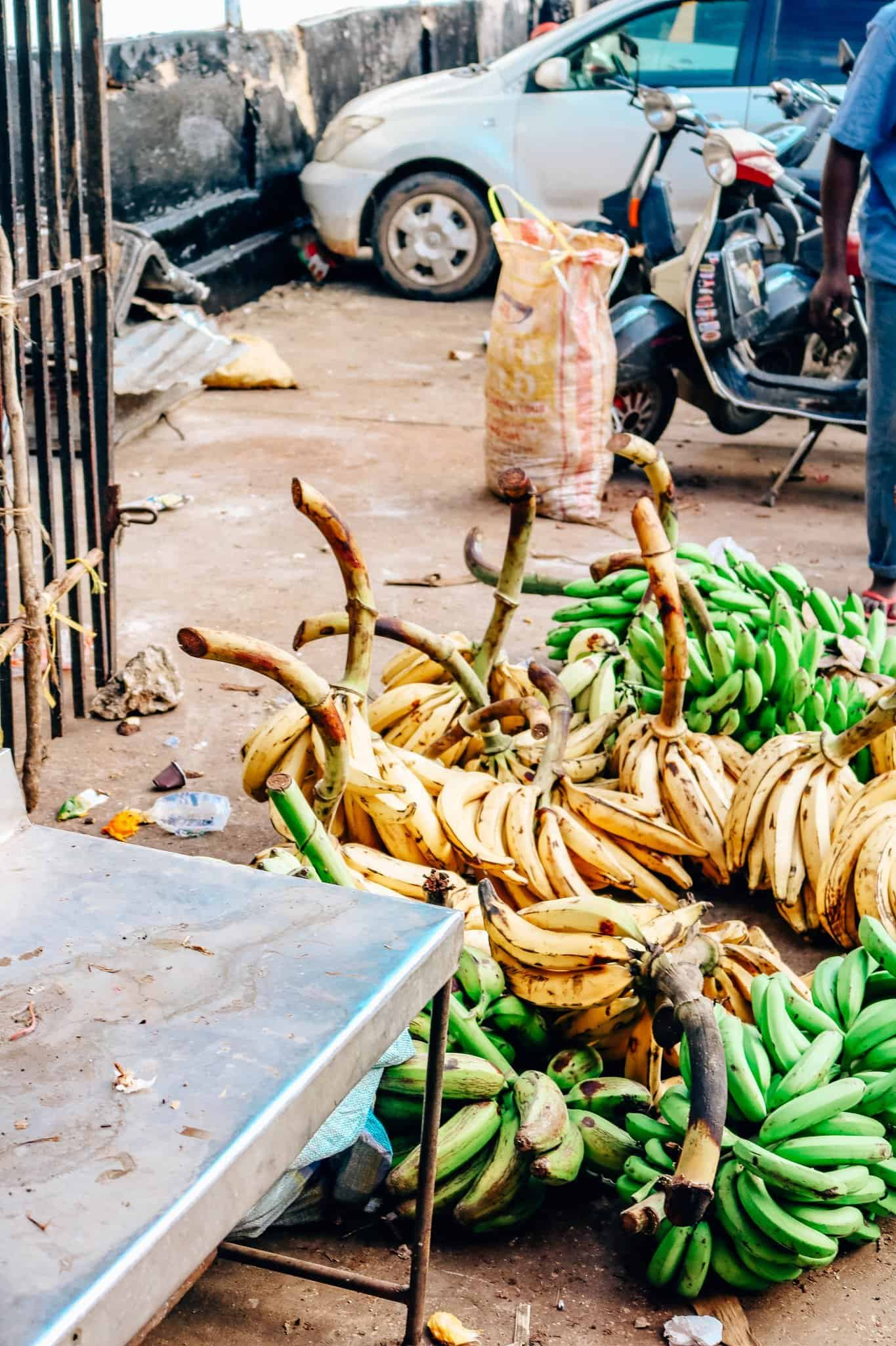 Visions of Zanzibar - Market in Stone Town