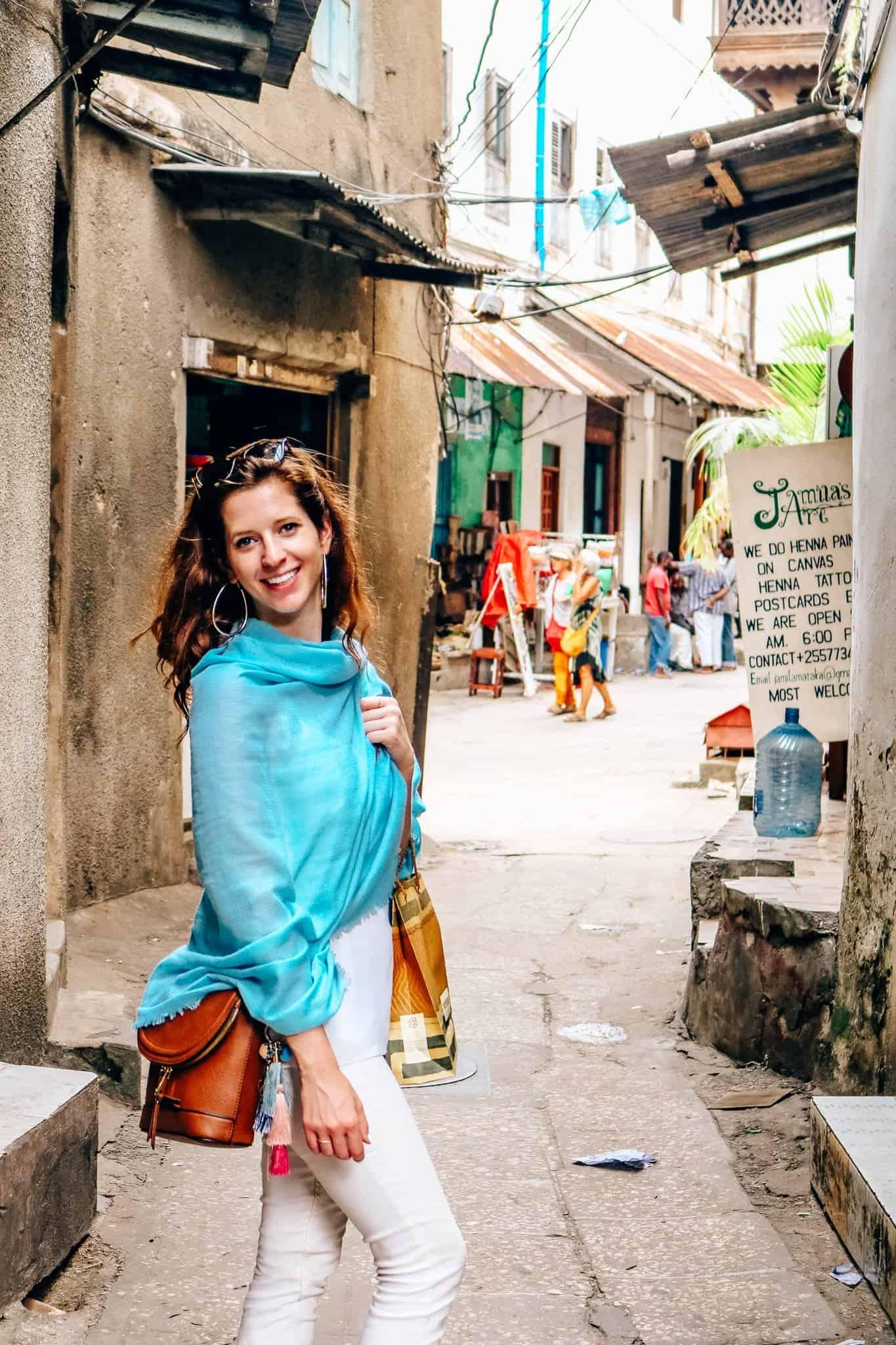 Visions of Zanzibar - Streets of Stone Town